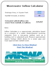 MRWA Calculator