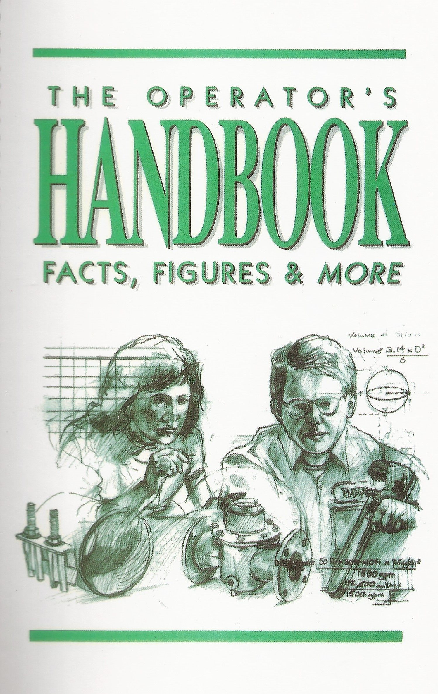 The Operator's Handbook: Facts, Figures, & More