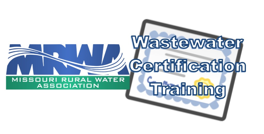 Entry-Level Wastewater Certification Course – Cameron, MO